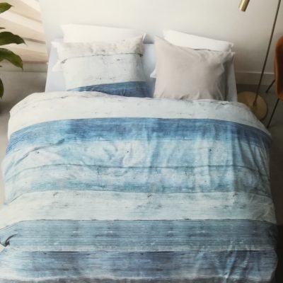 essenza oilily mum beddinghouse trapunta piumone coperta lived blue quilt double matrimoniale